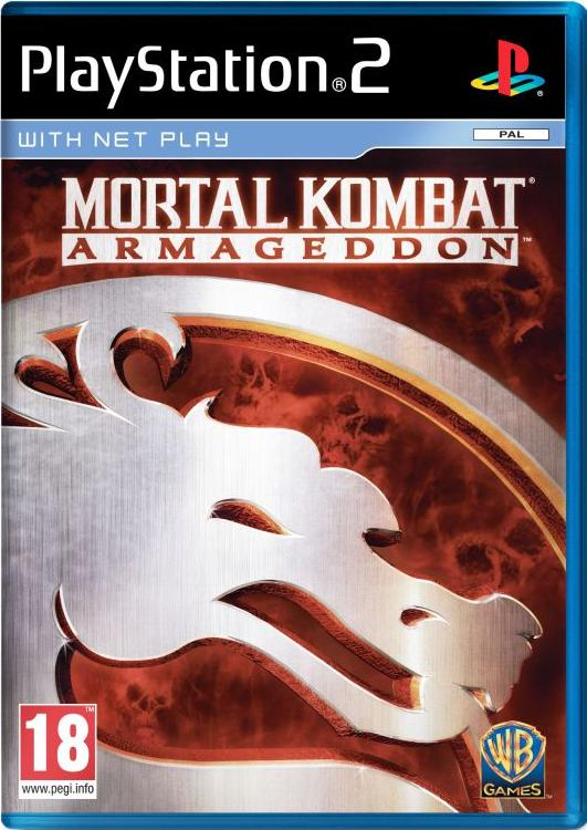 [PS2] Mortal Kombat - Armageddon (NTSC)