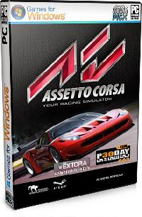 Assetto Corsa Early Access-SANTA