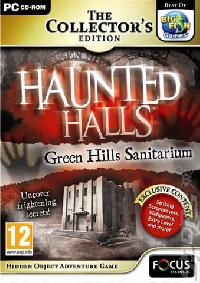 Haunted Halls Green Hills Sanitarium CE