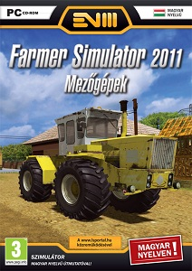 Farming simulator 2011 with worked multiplayer