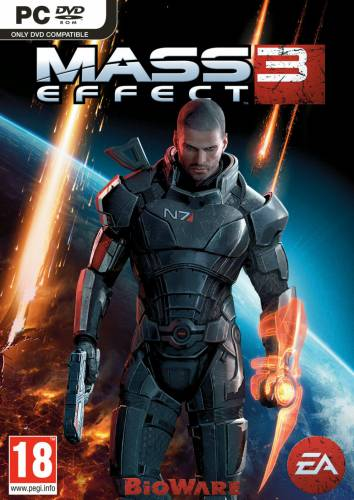 Mass Effect 3 - From Ashes DLC