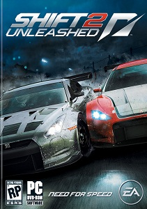 NFS SHIFT 2 Unleashed-CLONEDVD