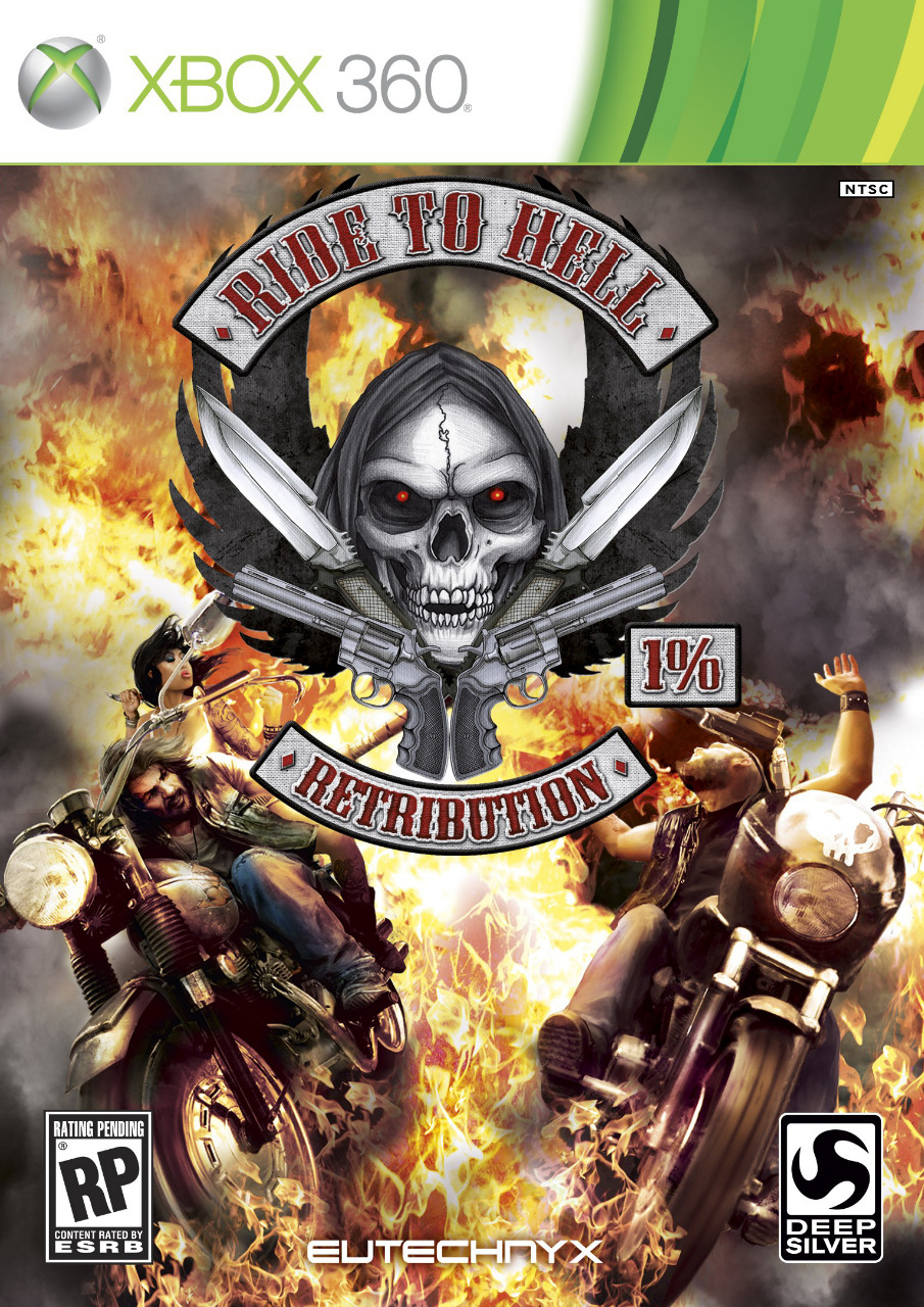 Ride To Hell Retribution XBOX360 iMARS
