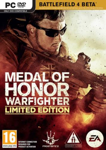Medal of Honor - Warfighter - Limited Edition 3xDVD5