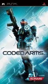 Coded Arms Contagion [EUR] [PSP] [Multi 5]