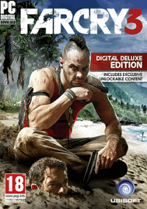 Far Cry 3 Digital Deluxe Edition RUS MULTi13