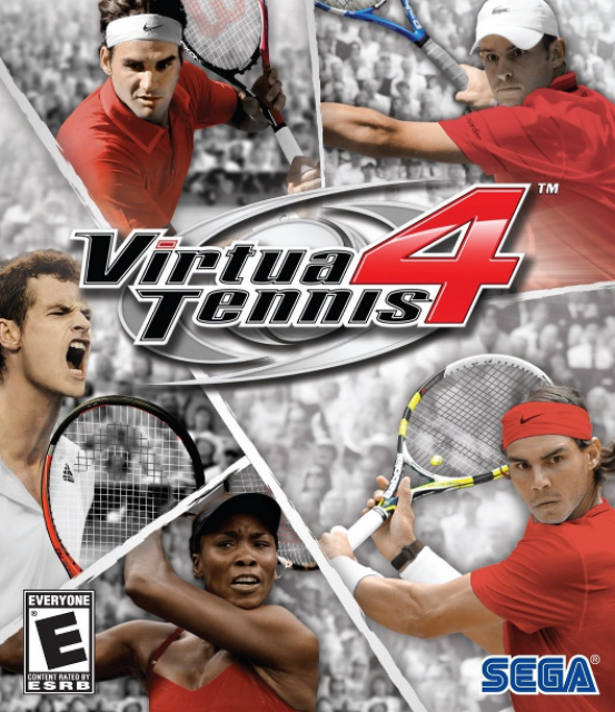 Virtua Tennis 4-SKIDROW