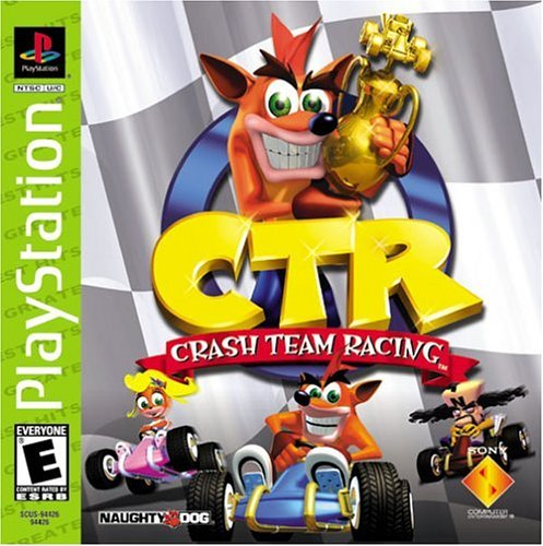 Crash Team Racing PSX ISO