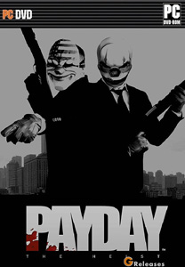 Payday The Heist PC full game