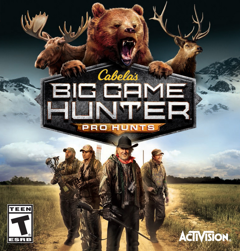 Cabelas Big Game Hunter Pro Hunts-RELOADED