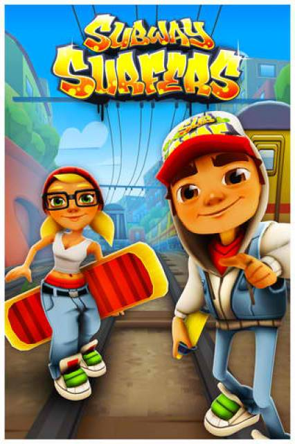 Subway Surfers (2012) !PC!
