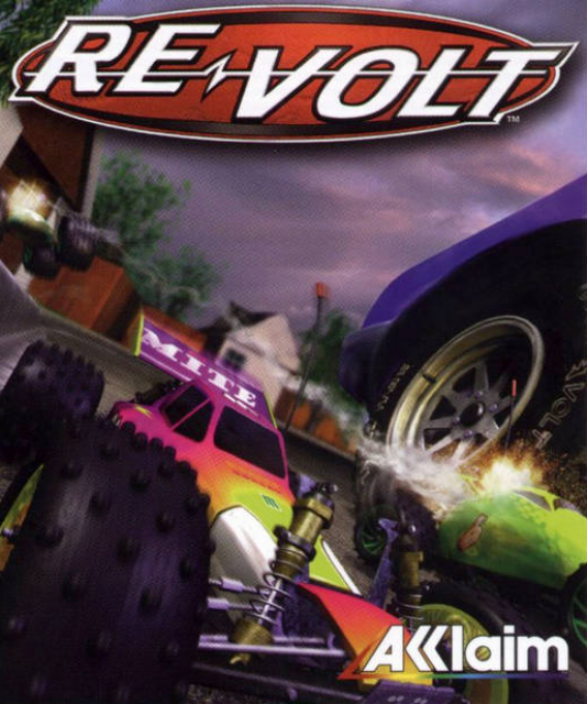 Re-Volt 1999 Car-Racing PC Game