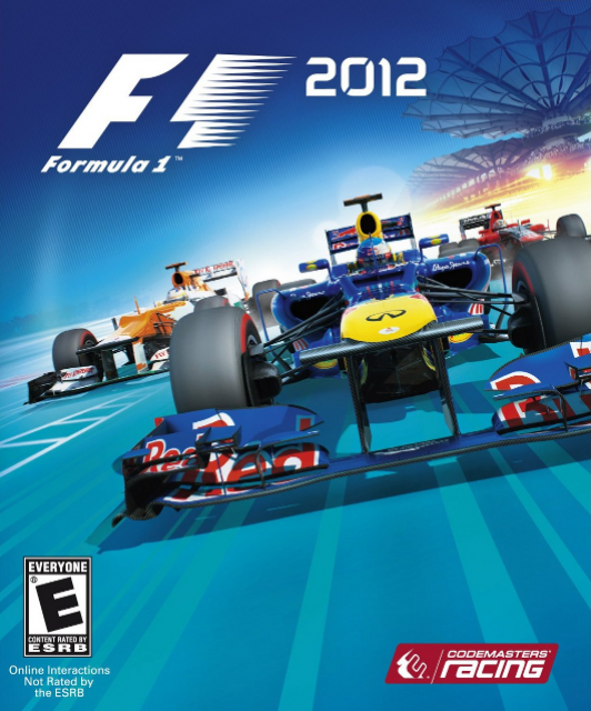 F1 2012 =Formula 1 2012= PC full game