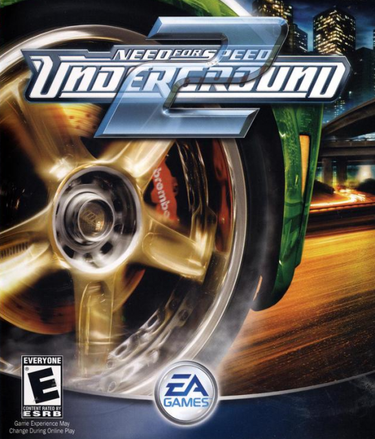Need for Speed Underground 2 [Ntsc] Ps2