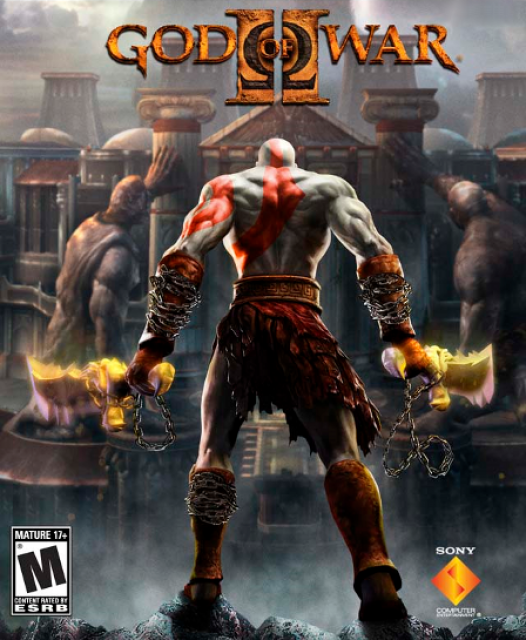 God Of War 2 (ripped for PC)