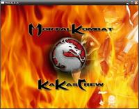 MORTAL KOMBAT KAKASCREW MUGEN NEW 2009