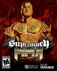 [PS3] Supremacy MMA [USA / ENG]