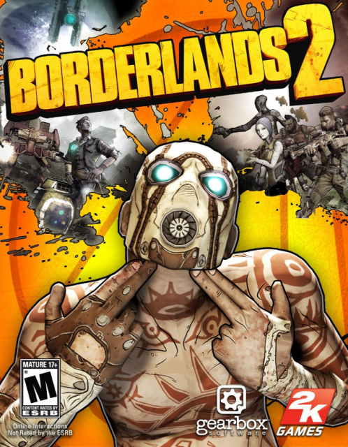 Borderlands 2: Captain Scarlett and