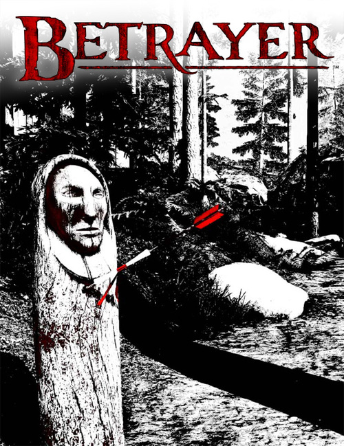 Betrayer-RELOADED