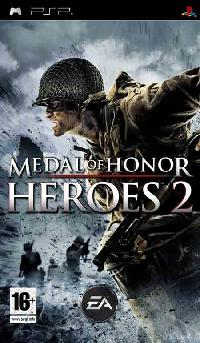 Medal Of Honor Heroes 2 [English][PSP]