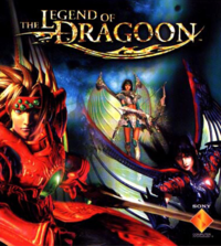 The Legend Of Dragoon (PSX) (PS1) (RPG)