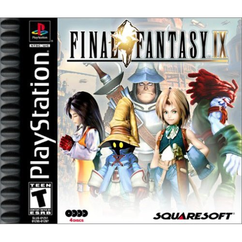 Final Fantasy 9 PSX Iso