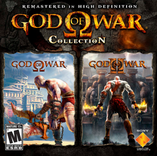 God of War Collection (PS2 Classic)