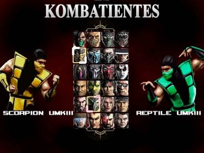 M.U.G.E.N Mortal Kombat Project v6.0