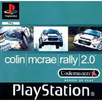 Colin McRae Rally och Colin McRae Rally 2.0 PS1