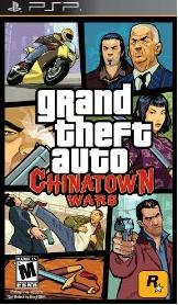 Grand Theft Auto Chinatown Wars USA PSN PSP-HR