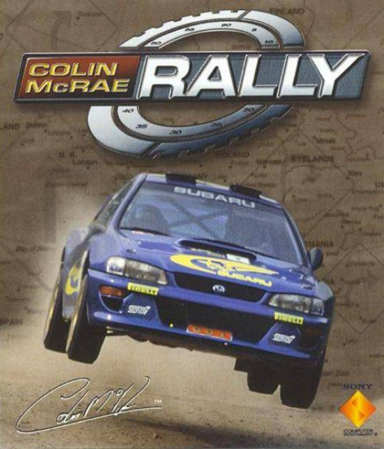Colin McRae Rally Remastered-SKIDROW