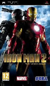 (PSP) Iron Man 2 (works on GEN-D3)